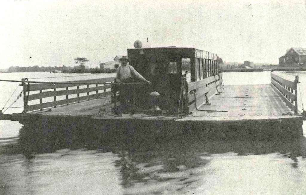Lynchburg Ferry